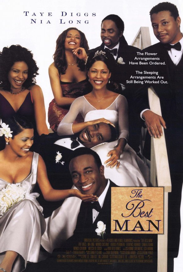 The Best Man Poster #1