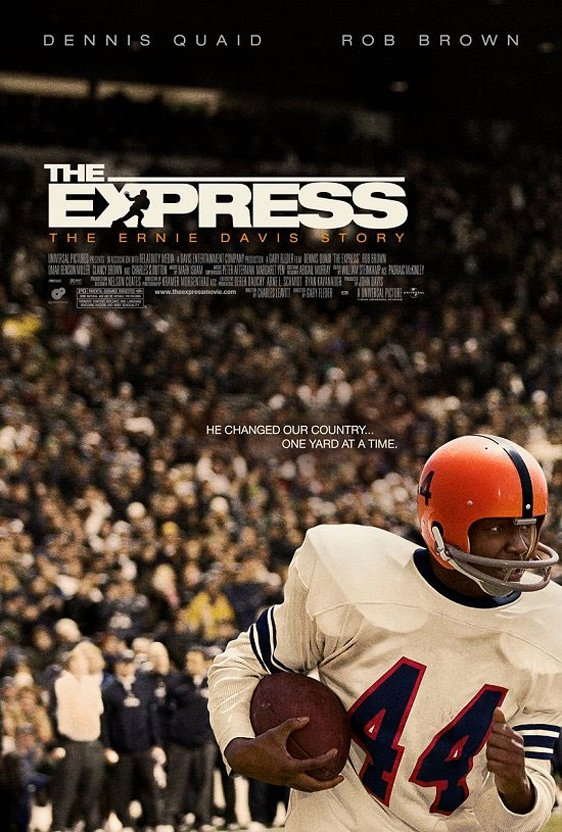The Express Poster #1