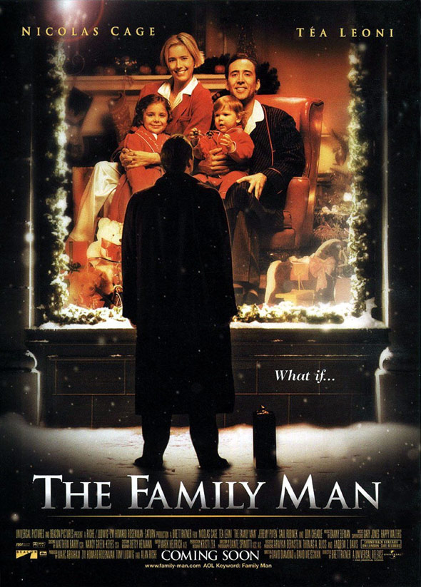 The Family Man Poster #1