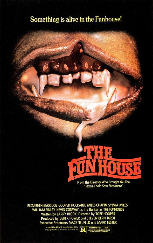 The Funhouse Poster #1