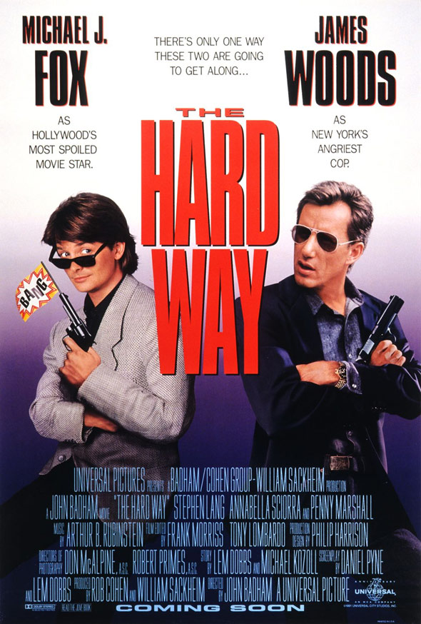 The Hard Way Poster #1