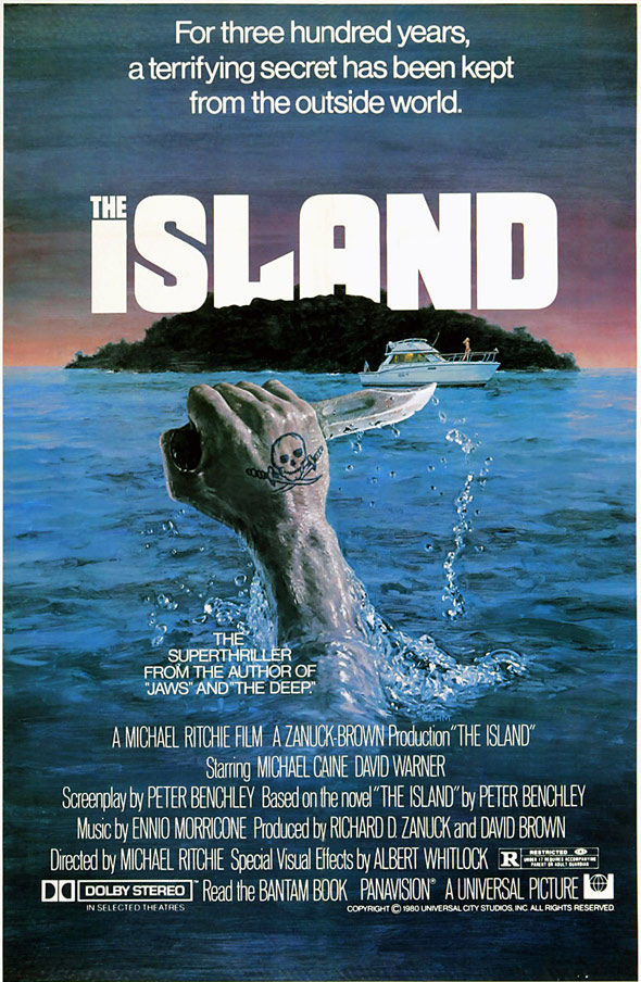 The Island Poster #1