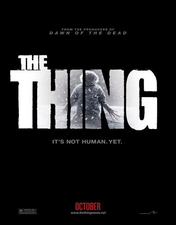 The Thing Poster #1