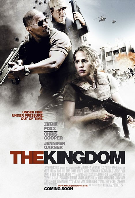 The Kingdom Poster #2