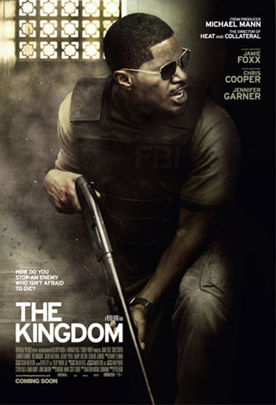 The Kingdom Poster #3