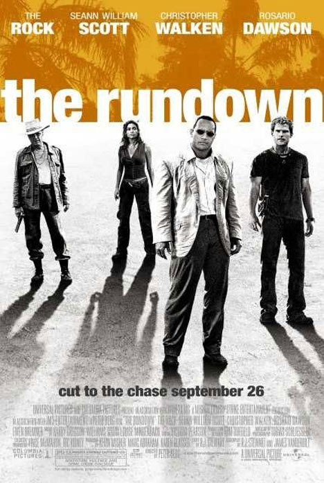 The Rundown Poster #1