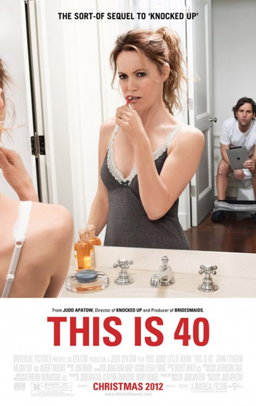 This Is 40 Poster #1