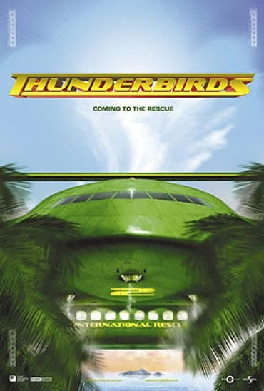 Thunderbirds Poster #1