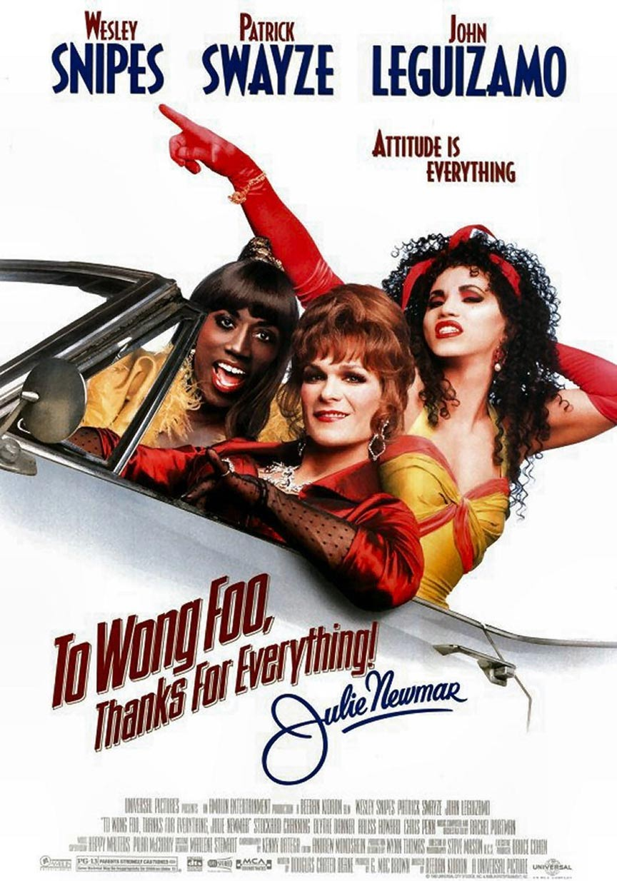 To Wong Foo Thanks for Everything, Julie Newmar Poster #1