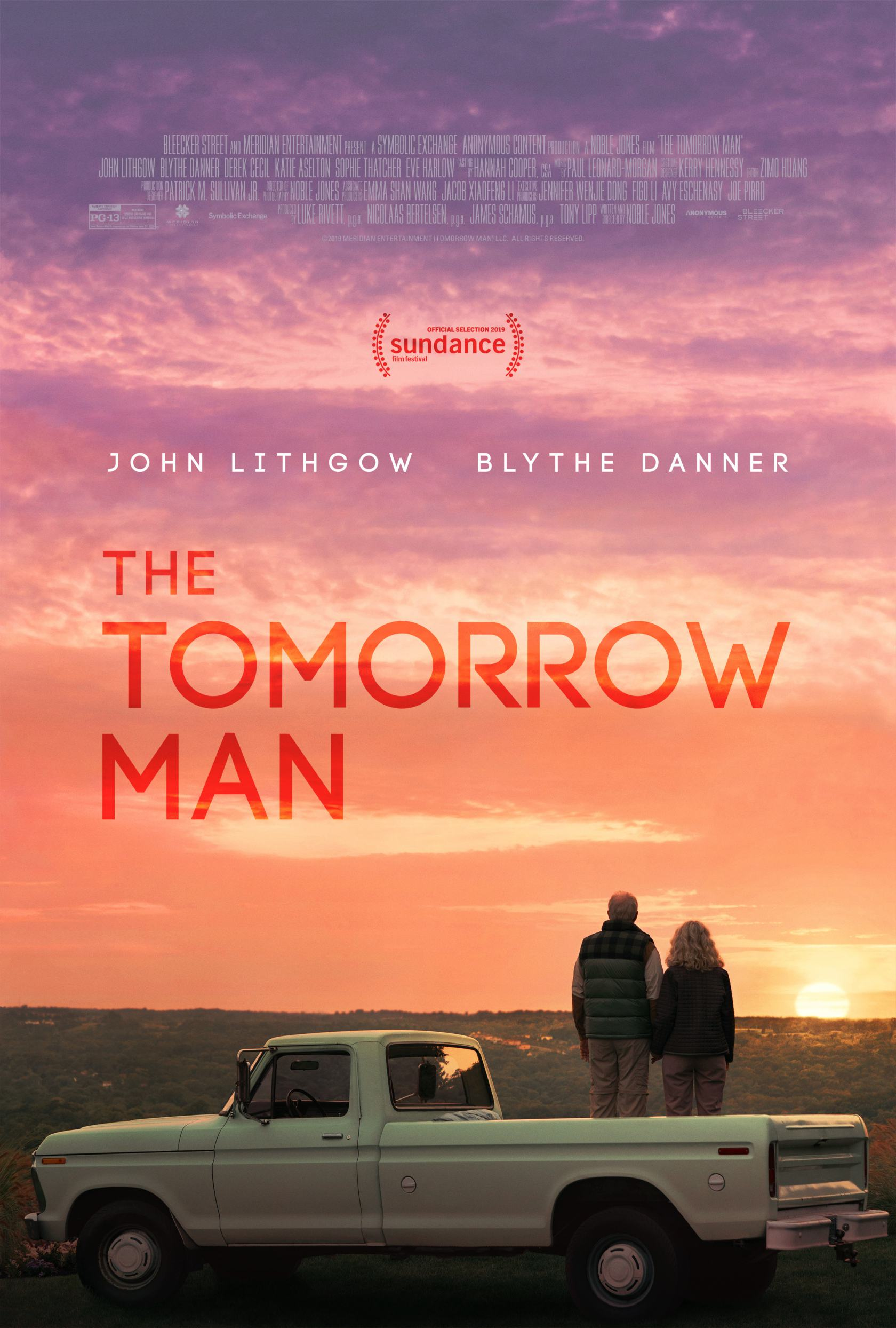 The Tomorrow Man Poster #1