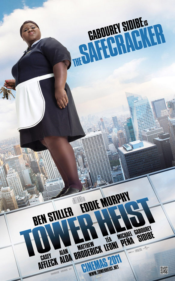 Tower Heist Poster #8