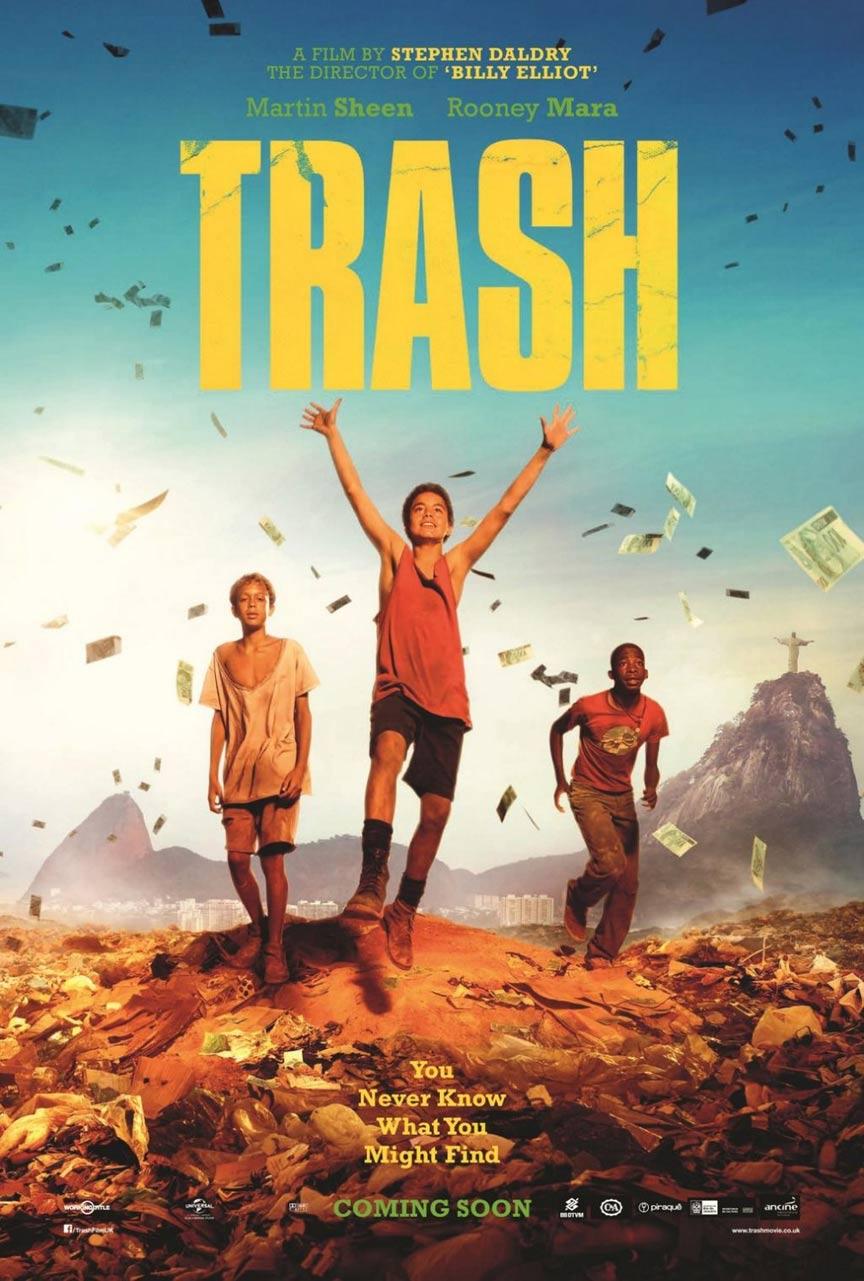Trash Poster #1