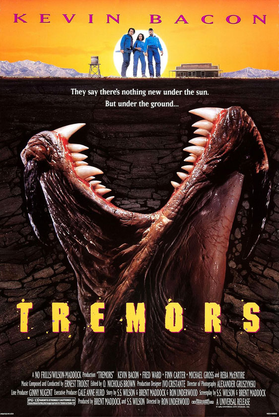 Tremors Poster #1