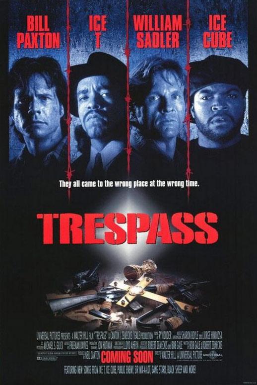 Trespass Poster #1