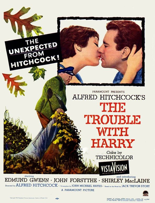 The Trouble with Harry Poster #1