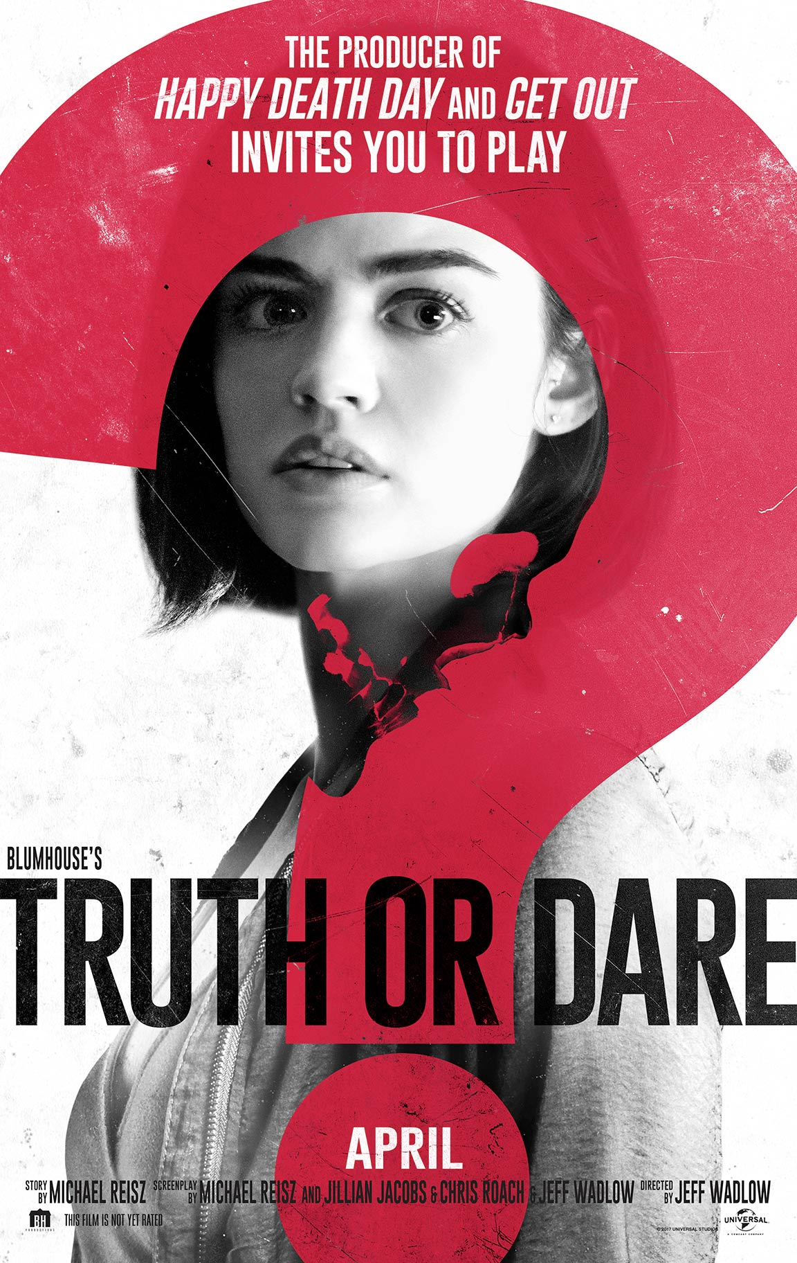Truth or Dare Poster #1