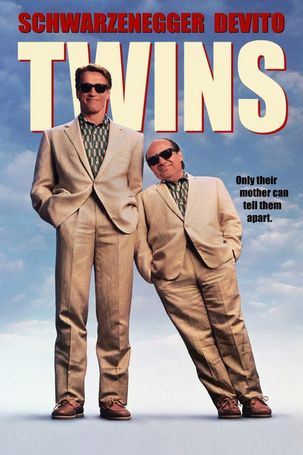 Twins Poster #1