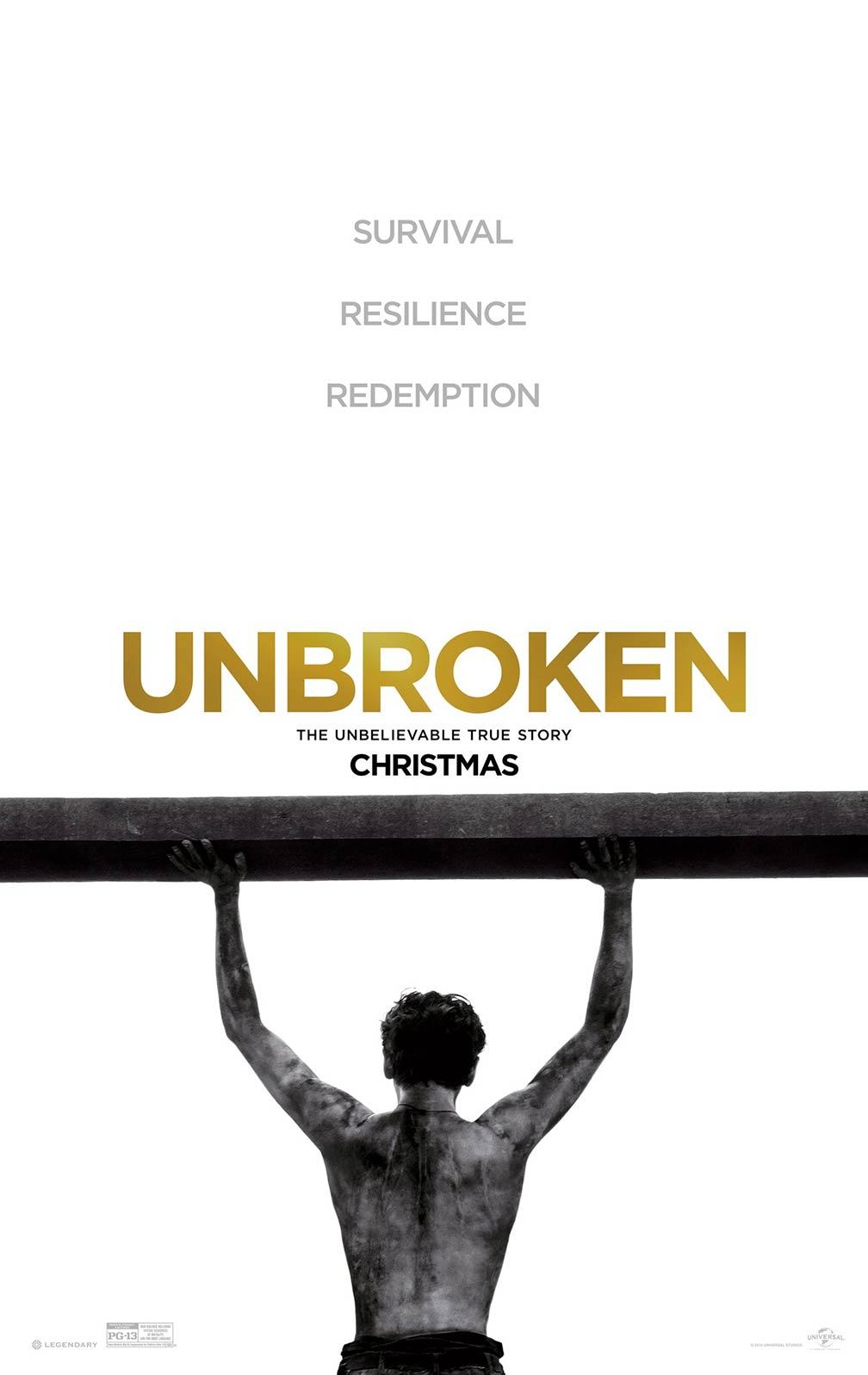 Unbroken Poster #3