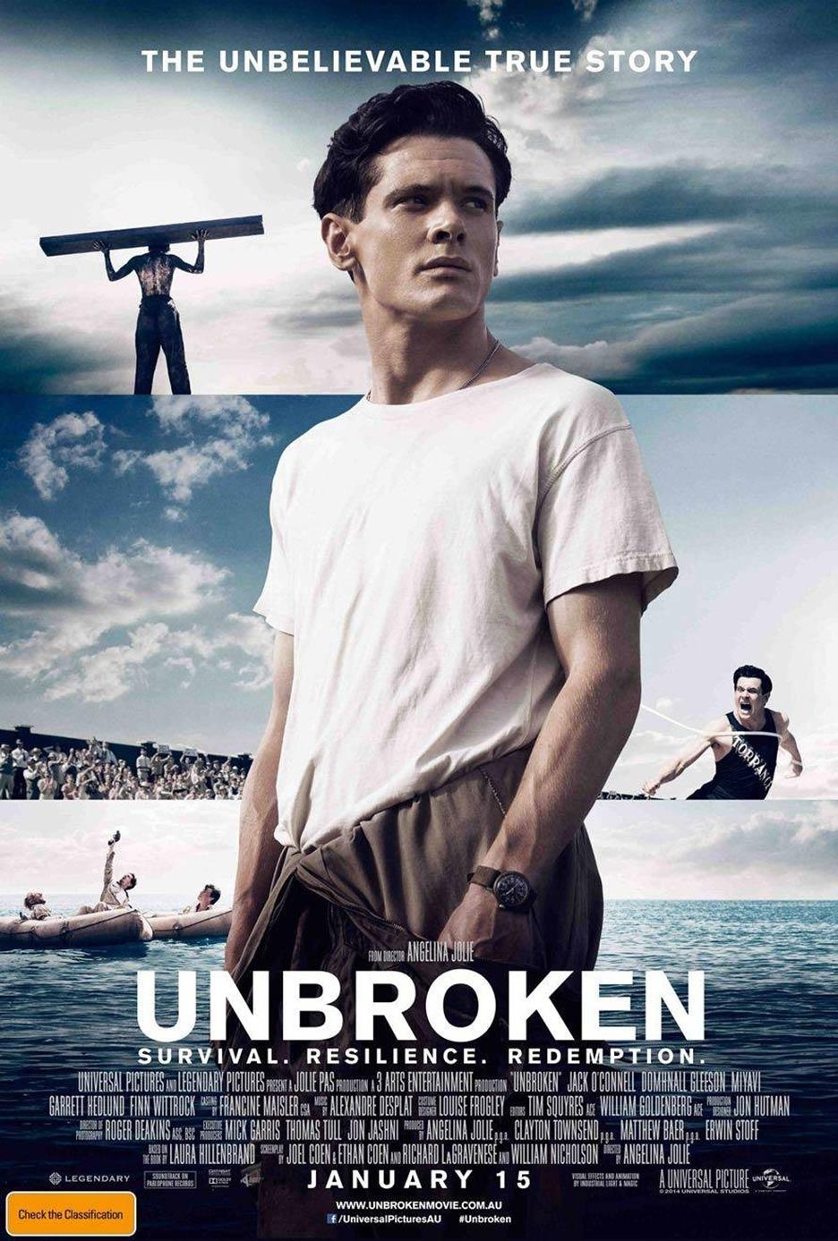 Unbroken Poster #4
