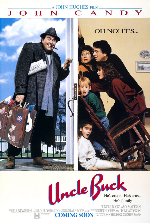Uncle Buck Poster #1
