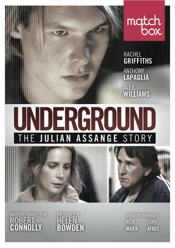Underground: The Julian Assange Story Poster #1