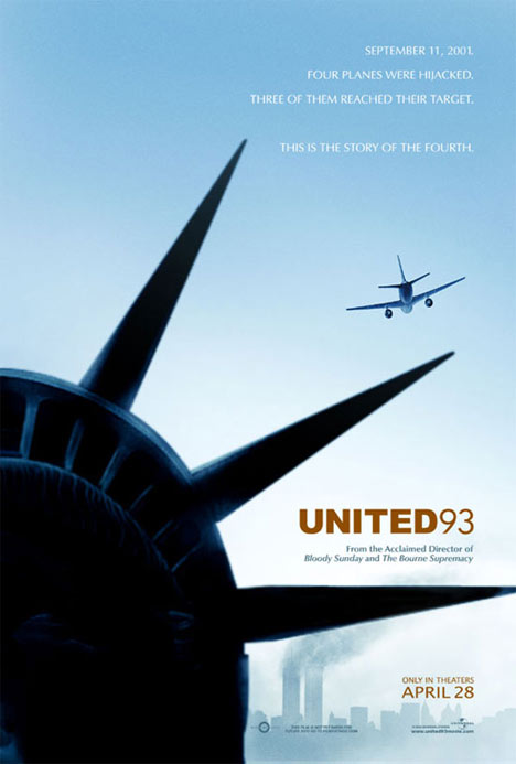 United 93 Poster #1