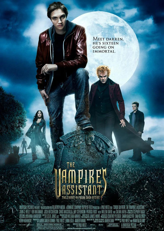 Cirque Du Freak: The Vampire's Assistant Poster #3