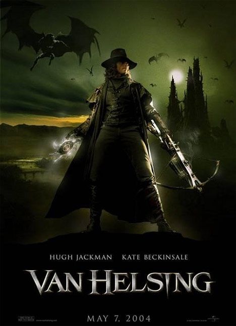Van Helsing Poster #1