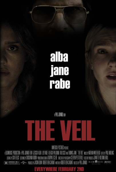 The Veil Poster #1