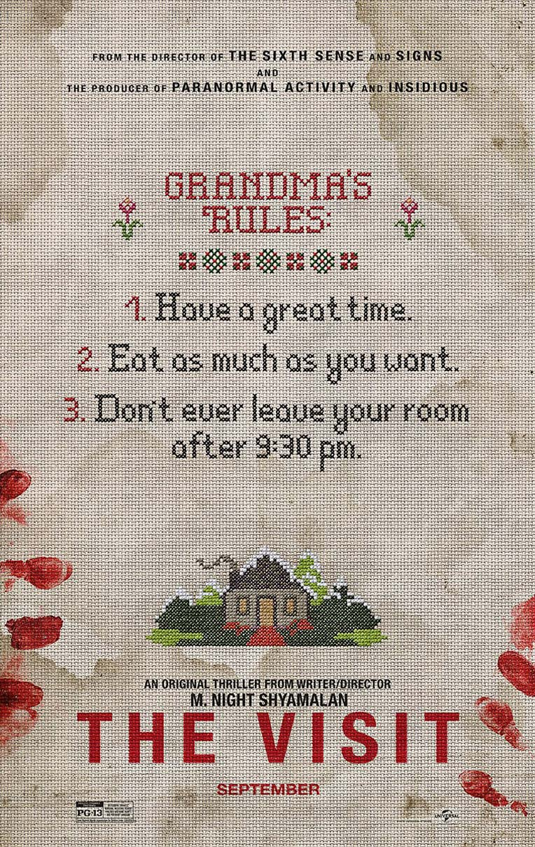 The Visit Poster #1
