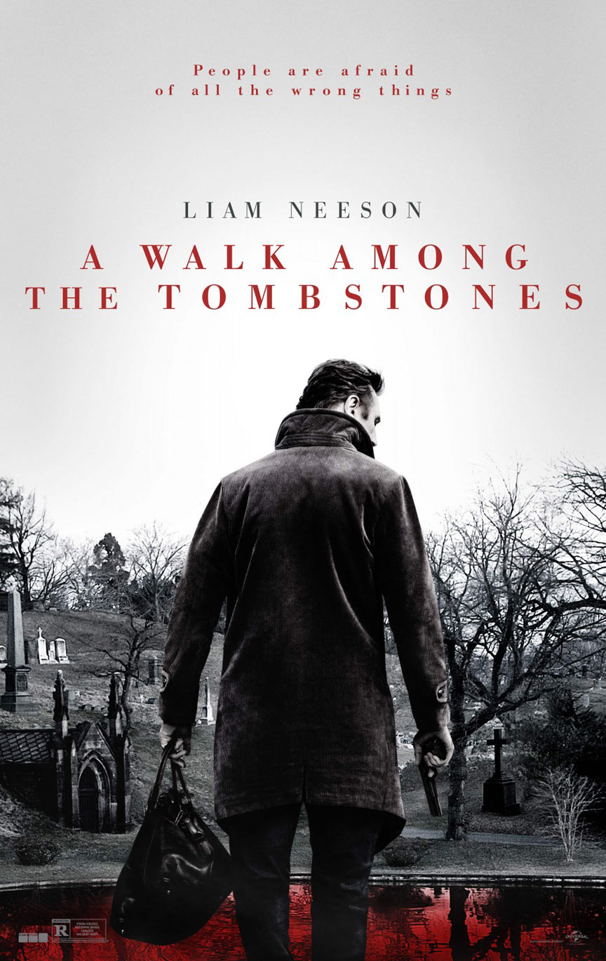 A Walk Among the Tombstones Poster #1