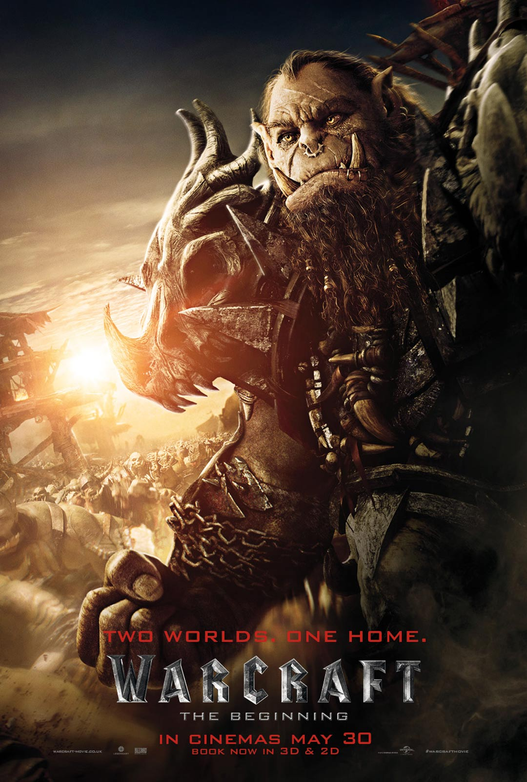 Warcraft: The Beginning Poster #10