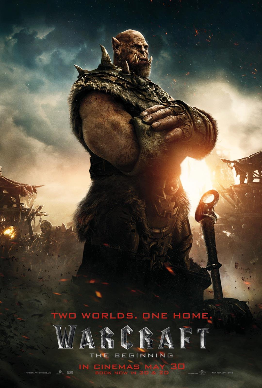 Warcraft: The Beginning Poster #11