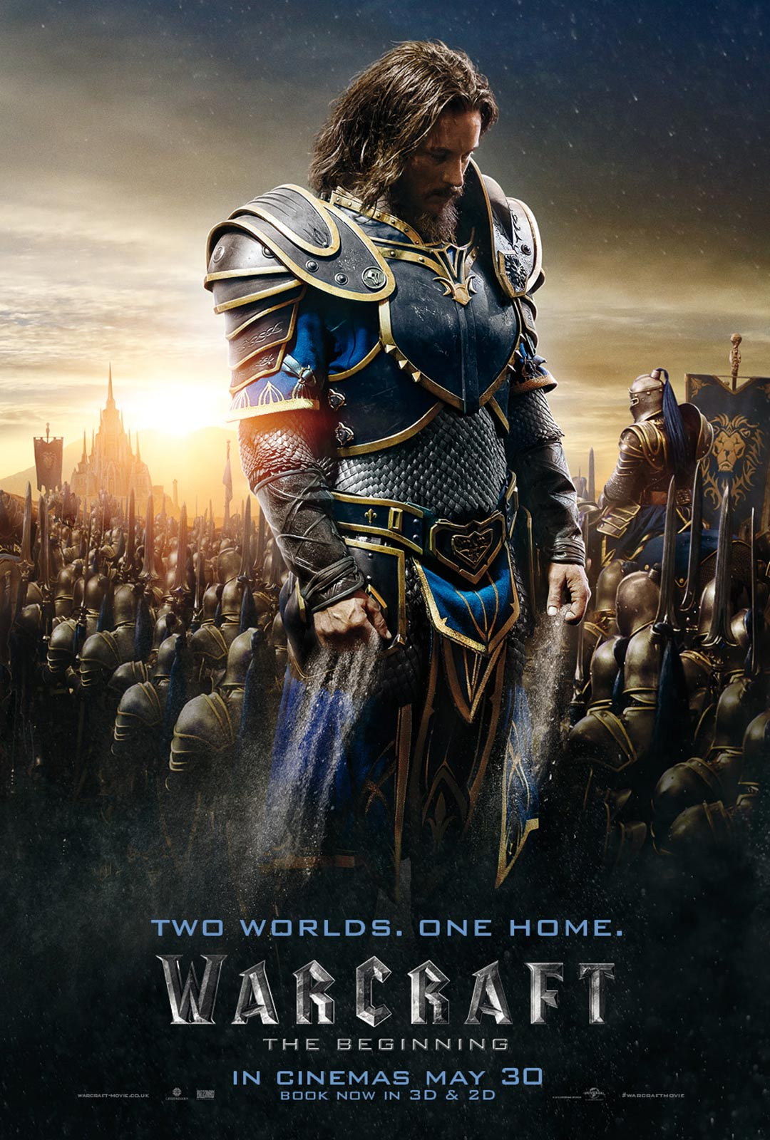 Warcraft: The Beginning Poster #12