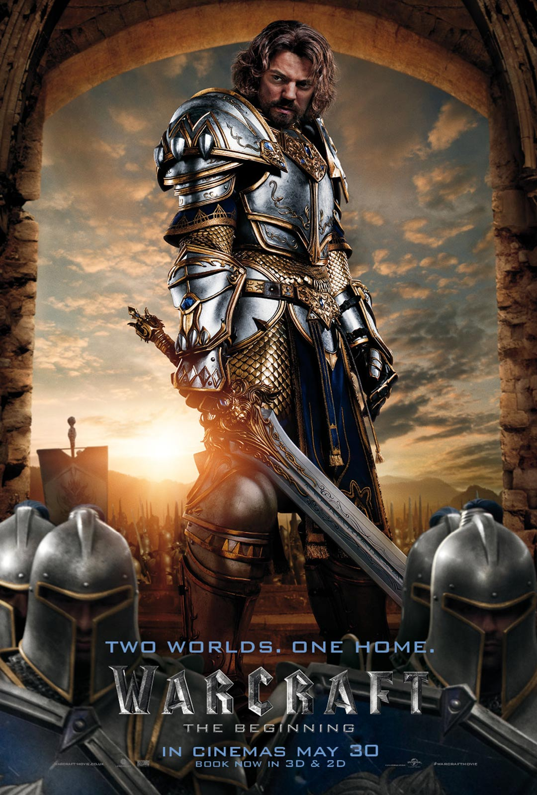 Warcraft: The Beginning Poster #14