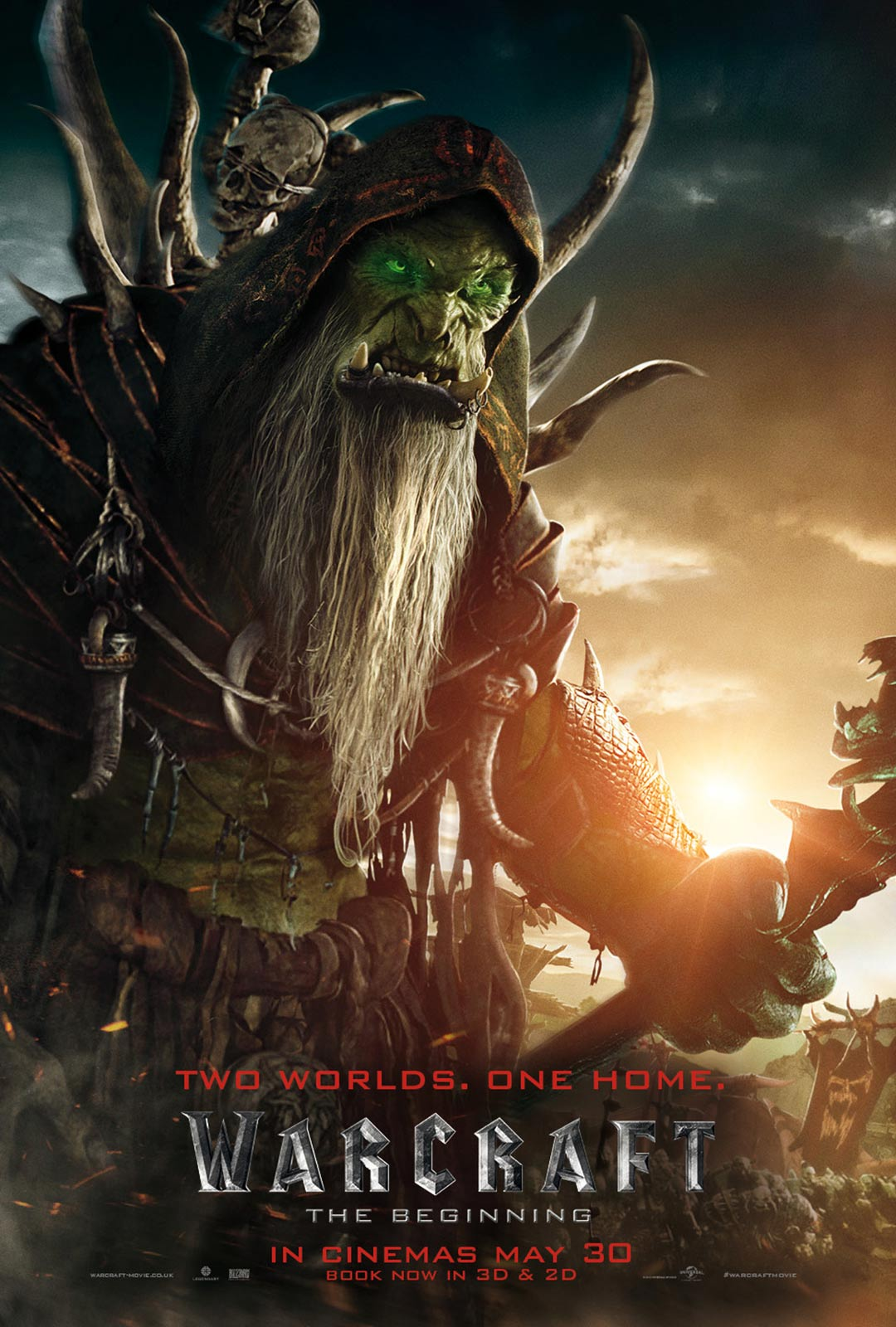 Warcraft: The Beginning Poster #15