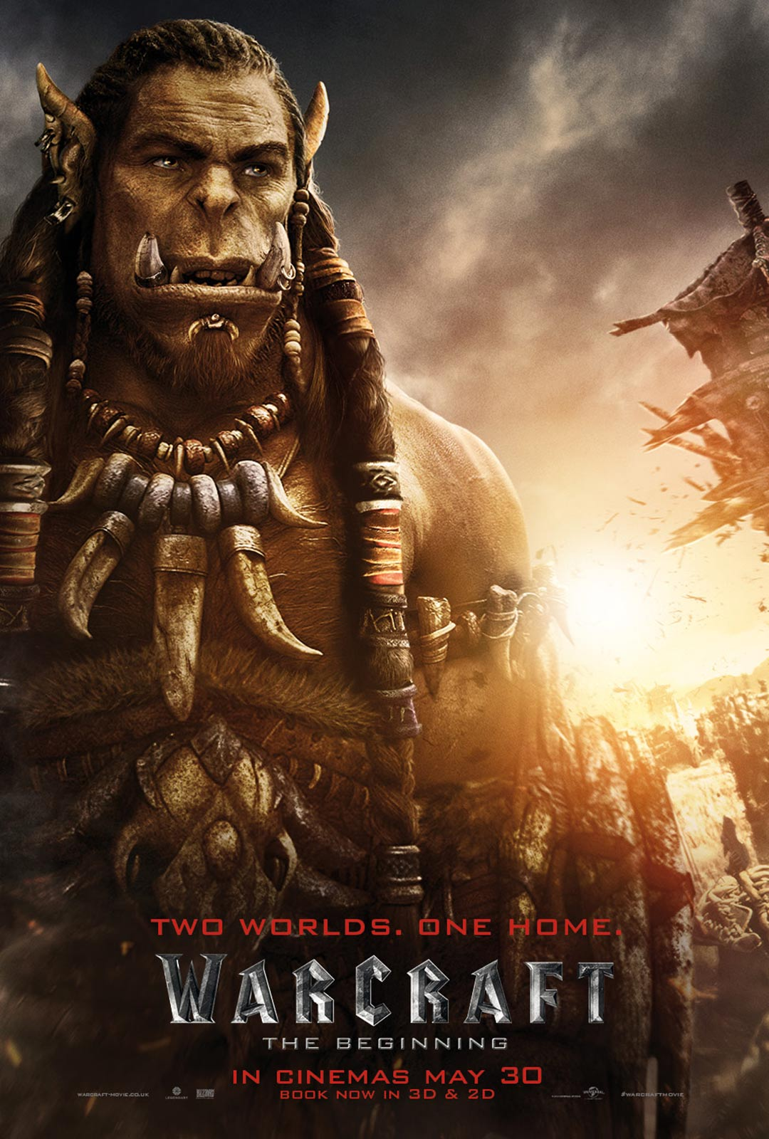 Warcraft: The Beginning Poster #17