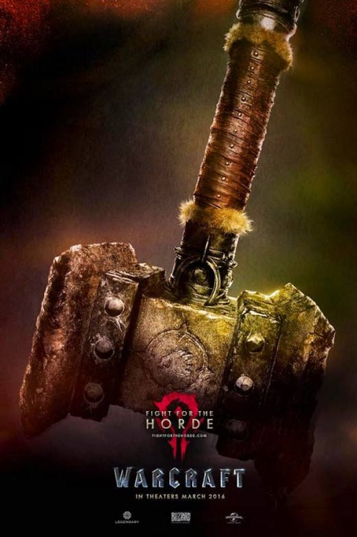 Warcraft: The Beginning Poster #2