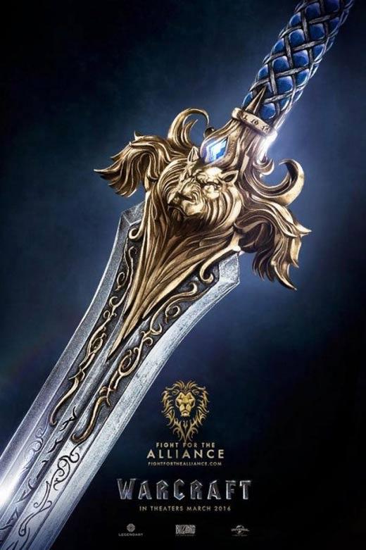 Warcraft: The Beginning Poster #3