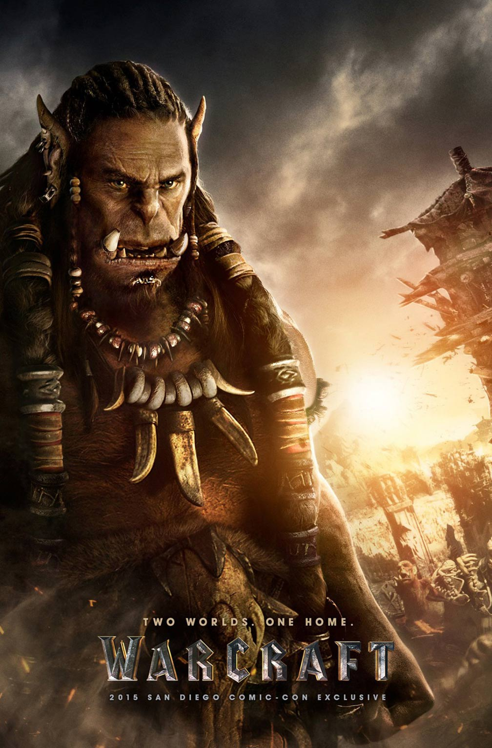 Warcraft: The Beginning Poster #4