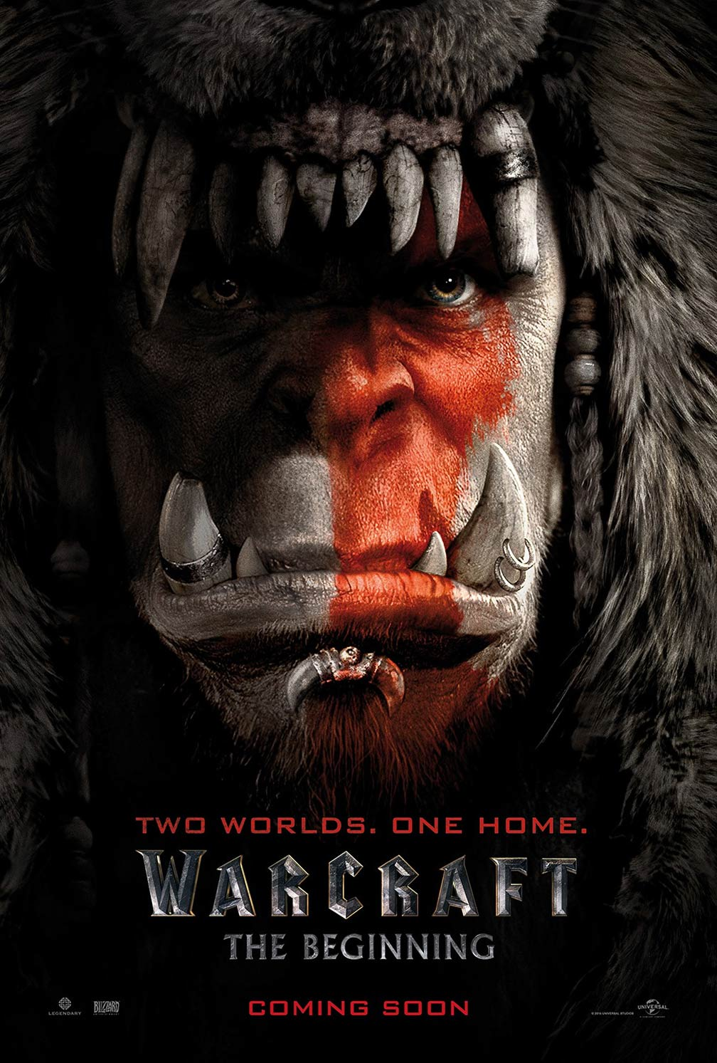Warcraft: The Beginning Poster #7