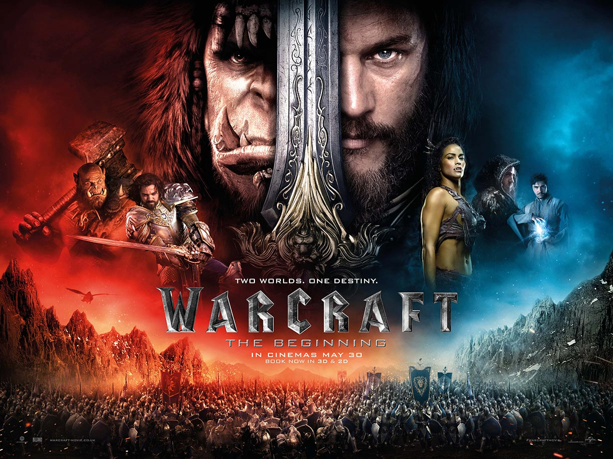 Warcraft: The Beginning Poster #9