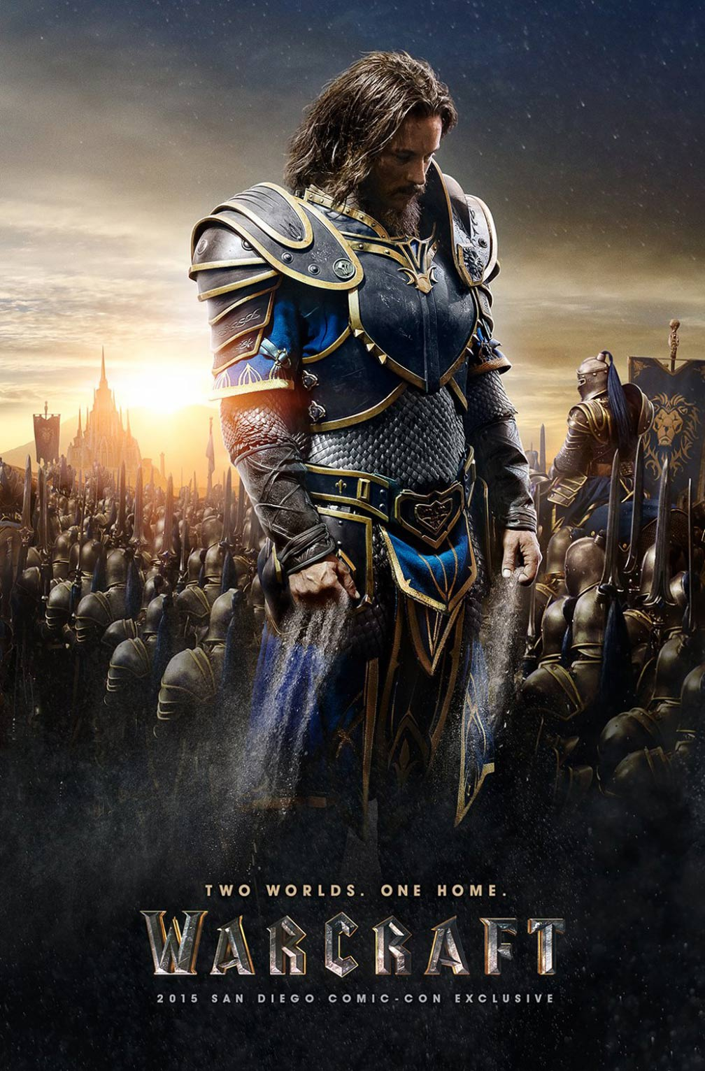 Warcraft: The Beginning Poster #1