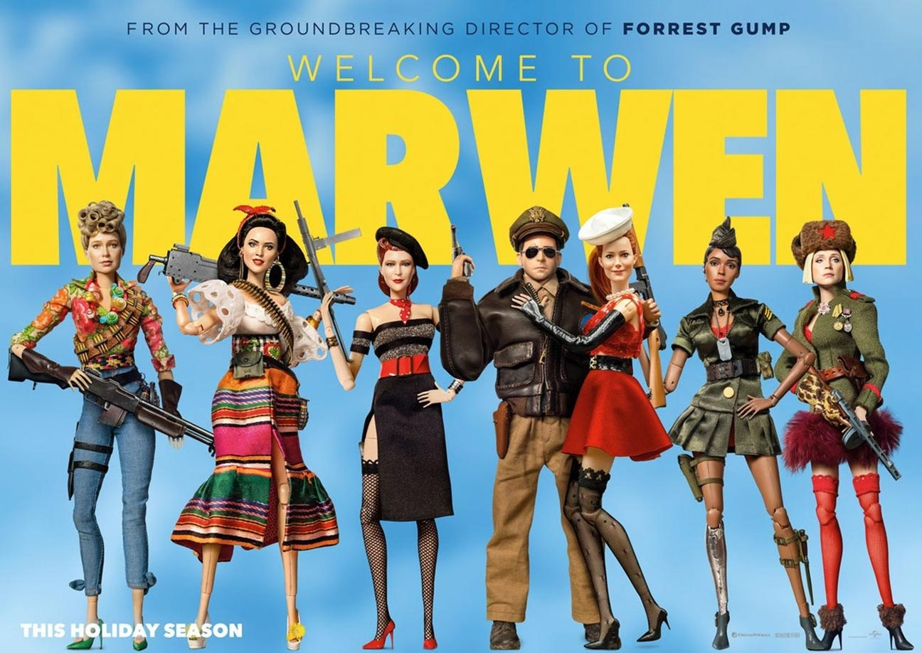 Welcome to Marwen Poster #9