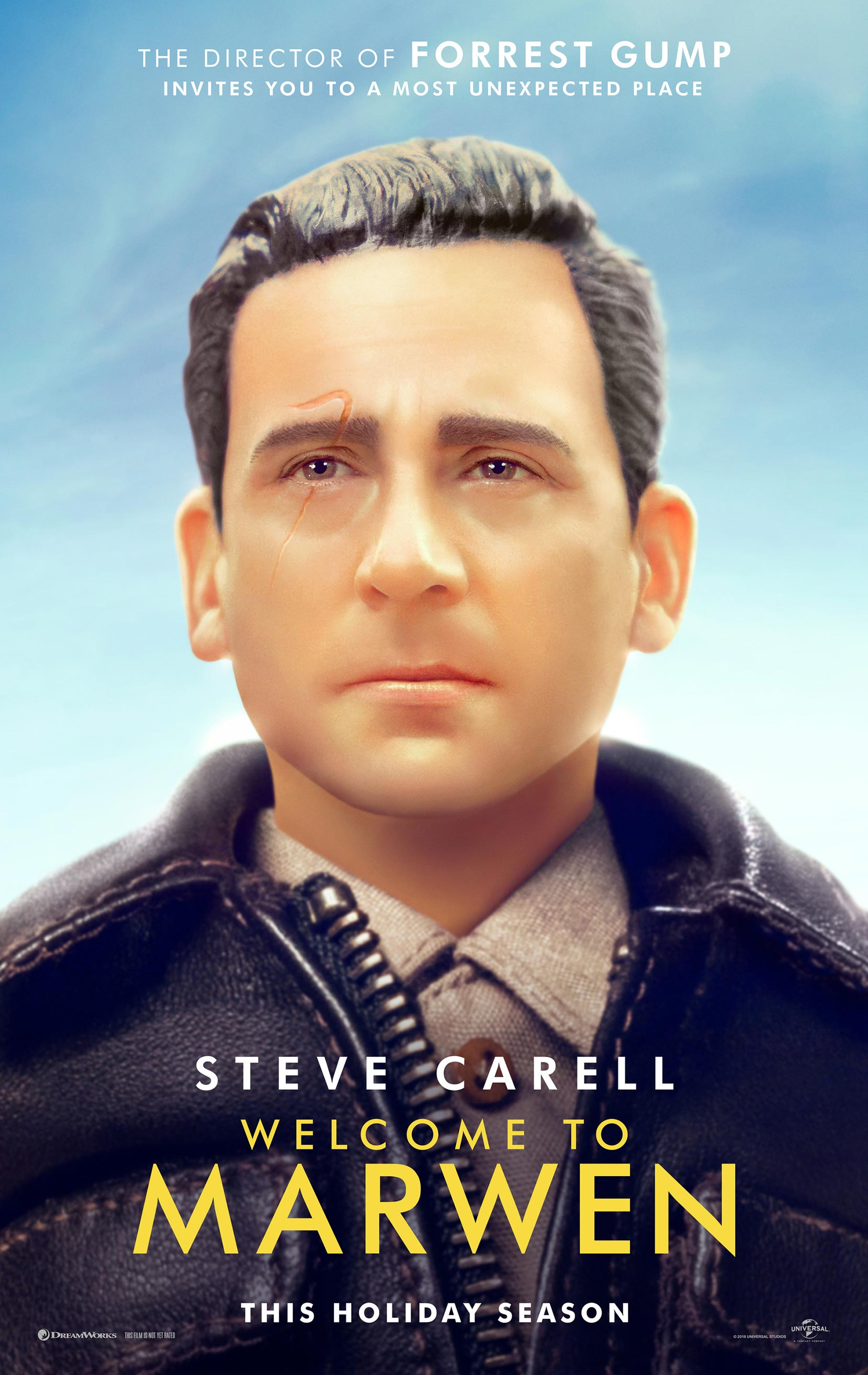 Welcome to Marwen Poster #1