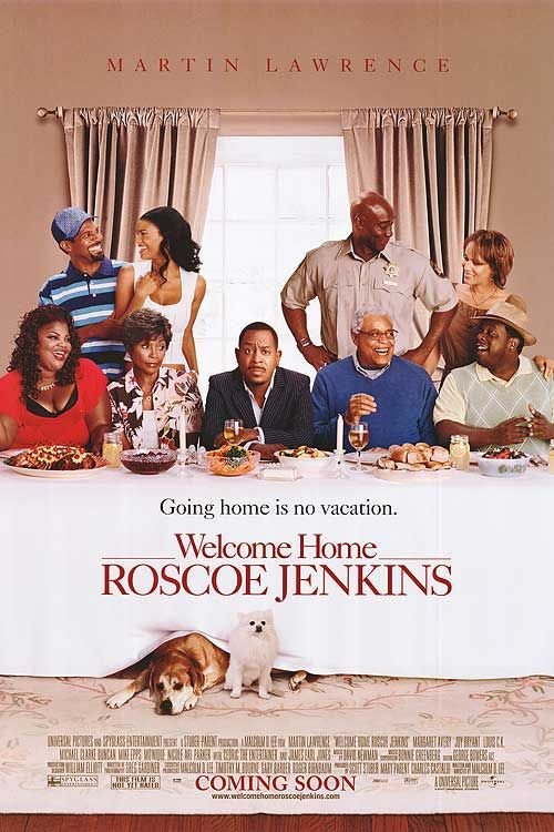 Welcome Home Roscoe Jenkins Poster #1