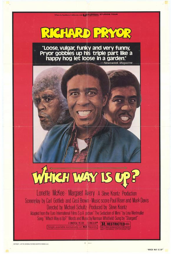 Which Way Is Up? Poster #1