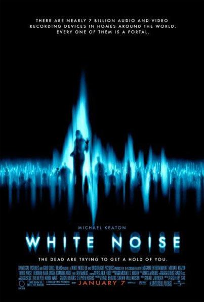 White Noise Poster #1