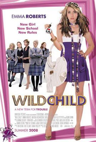 Wild Child Poster #1