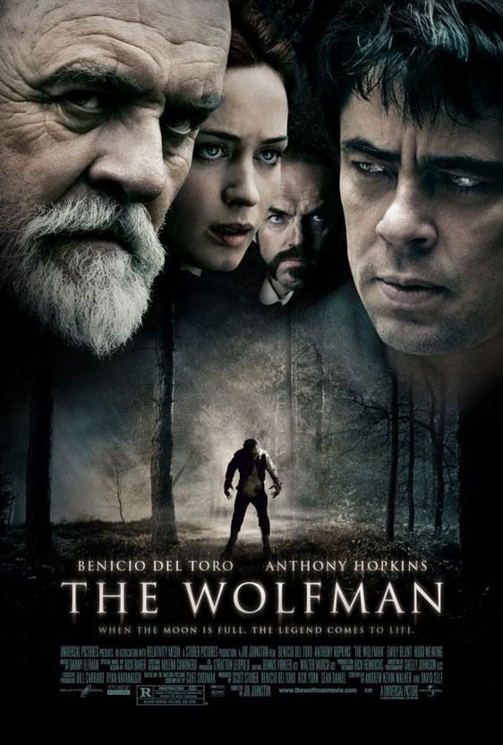 The Wolfman Poster #10